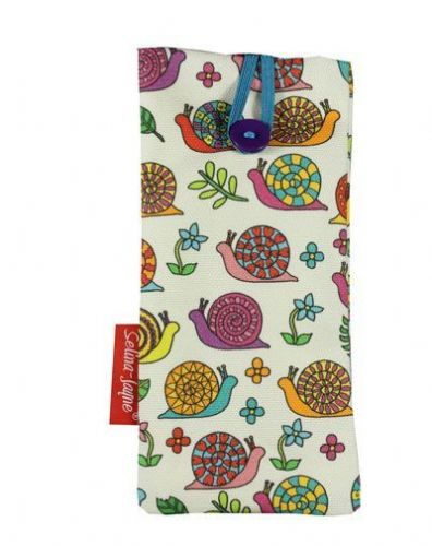 Selina-Jayne Snails Limited Edition Designer Soft Glasses Case